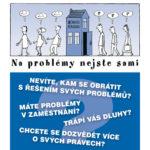 Kontakty OP Třebíč 1. strana