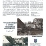Jaroměřice nad Rokytnou Zpravodaj září 2016