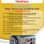 Veletrh sociálních služeb Třebíčska 13. 6. 2018 doprovodný program